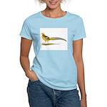 Yellow Golden Pheasant Women's Light T-Shirt