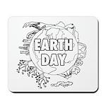 Earth Day 2011 Mousepad