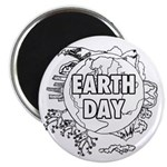 Earth Day 2011 Magnet