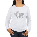 World Wide Web Women's Long Sleeve T-Shirt