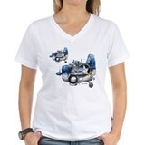 Funny Aviation cartoons Shirt