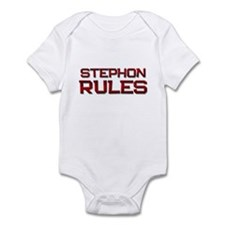 stephon rules Onesie