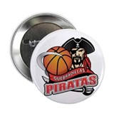 "Piratas de Quebradillas 2.25"" Button (10 pack)"