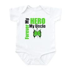 Lymphoma Hero Uncle Infant Bodysuit