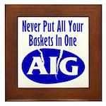 AIG Framed Tile