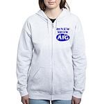 AIG Women's Zip Hoodie