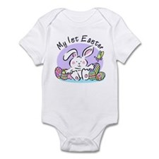My 1st Easter Bunny Infant Bodysuit