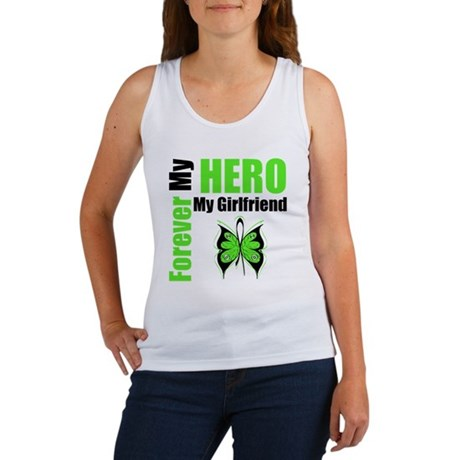 Lymphoma Hero Girlfriend Women's Tank Top