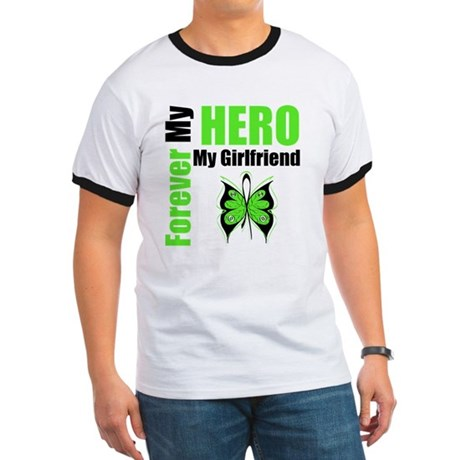 Lymphoma Hero Girlfriend Ringer T