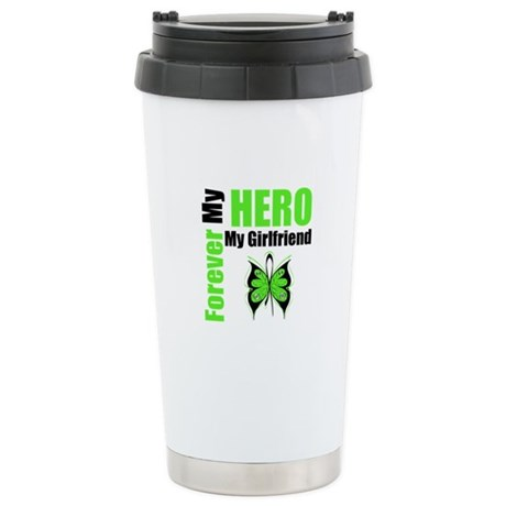 Lymphoma Hero Girlfriend Ceramic Travel Mug