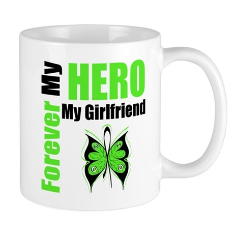 Lymphoma Hero Girlfriend Mug