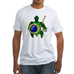 EcoWarrior Fitted T-Shirt
