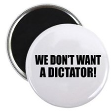 "Anti-Obama Dictator 2.25"" Magnet (10 pack)"