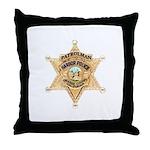 O.C. Harbor Police Throw Pillow