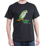 Quaker Parrot T-Shirt