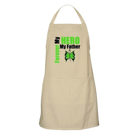 Lymphoma Hero Father BBQ Apron