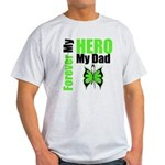 Lymphoma Hero Dad Light T-Shirt