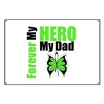 Lymphoma Hero Dad Banner