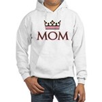 Queen Mom Hooded Sweatshirt