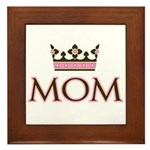 Queen Mom Framed Tile