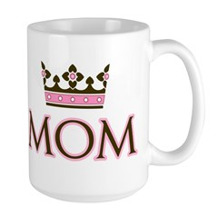 Queen Mom Large Mug