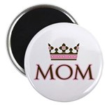 Queen Mom Magnet