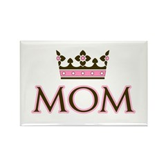 Queen Mom Rectangle Magnet (100 pack)
