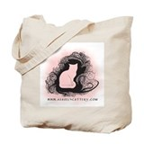 Funny Azazel Tote Bag