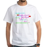 A Little Bit Longer Speech Shirt