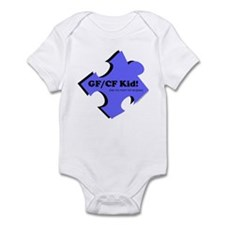 GF/CF Kid! Infant Bodysuit