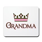 Queen Grandma Mousepad