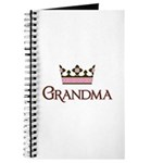 Queen Grandma Journal