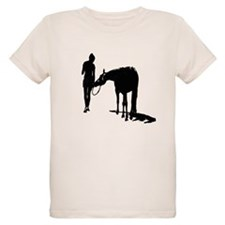 Girl And Pony T-Shirt