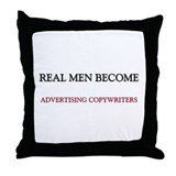 Real Men Become Advertising Copywriters Throw Pill
