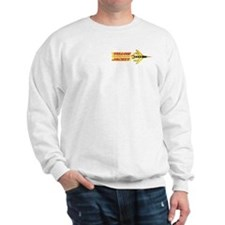 Yellow Jacket boat Sweatshirt
