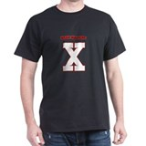 Mean Machine &quot;X&quot; Black T-Shirt