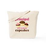 Funny Principal Tote Bag