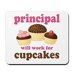 Funny Principal Mousepad