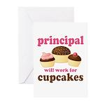 Funny Principal Greeting Cards (Pk of 20)
