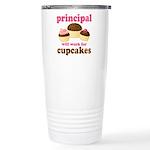 Funny Principal Stainless Steel Travel Mug
