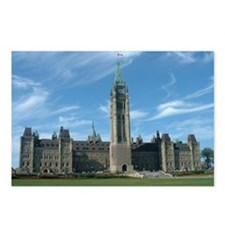 Parliament Hill Postcards (Package of 8)