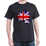 London Terror Attack 7th July Black T-Shirt