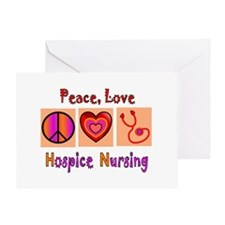 More Hospice Nursing Greeting Card
