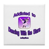 DANCING W/STARS 1 Tile Coaster