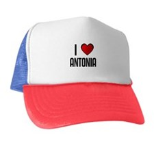 I LOVE ANTONIA Trucker Hat
