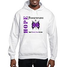 Alzheimer'sDisease Butterfly Hoodie