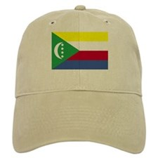 Comoros Flag Baseball Cap