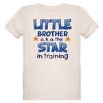 Little Brother - Star Organic Kids T-Shirt
