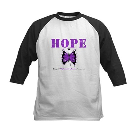 Alzheimer's Hope Kids Baseball Jersey