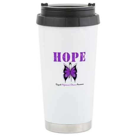 Alzheimer's Hope Ceramic Travel Mug